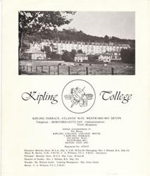 Kipling-College
