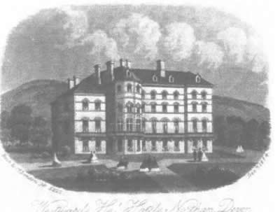 The Hotel, 1864