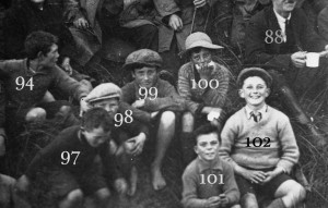 POTWALLOPERS 1926 8 numbered